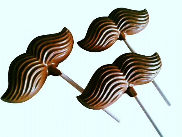 Moustache Lolly 30g